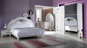 Bianco Yatak Odası Takımı